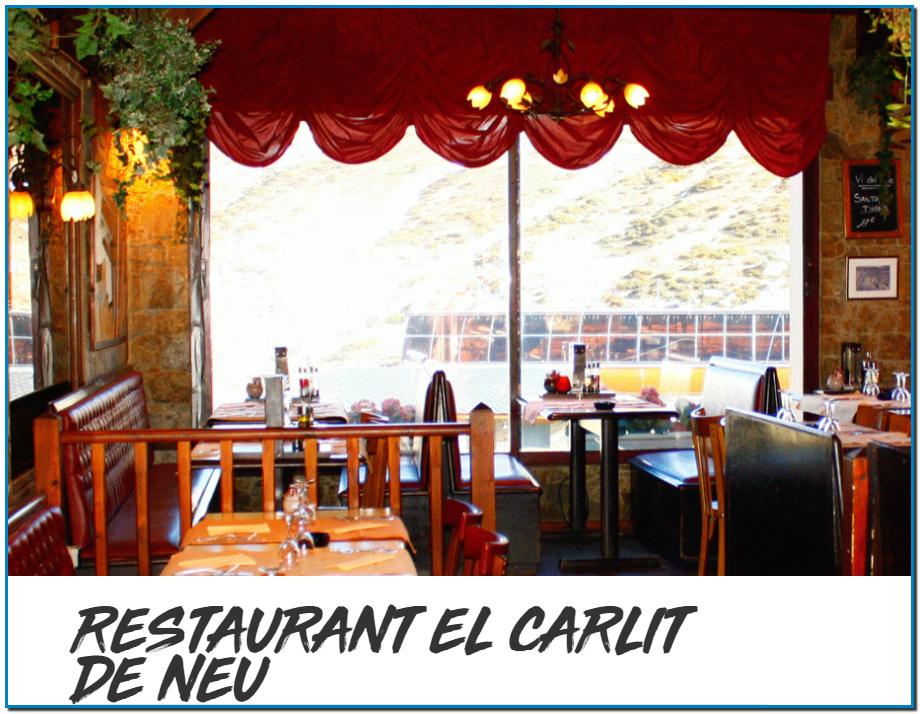 EL CARLIT RESTAURANT