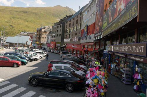 Andorre Il est possible de se rendre de nouveau en Andorre Pas de la Case à partir de ce lundi 3 mai.